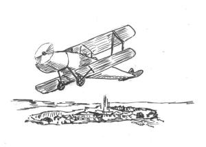 Flying machne at 7H