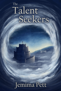 The Talent Seekers cover #1