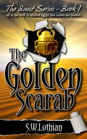 The-Golden-Scarab-cover