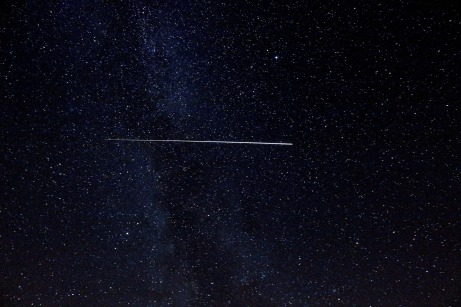 Perseid 2013 (c) Tom Latham, NAS