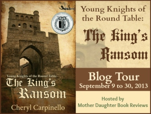 Young Knights Blog Tour Button