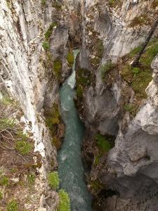 Rebecca's gorge