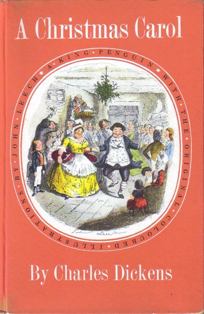 a christmas carol by charles dickens essay